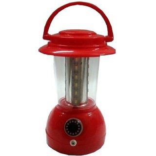 Kaka Ji 24 led little champ red rechargeable emergency light