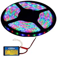 LED Strip Light Multi Colour with LED Driver-5 Meters (Non/Without Water Proof)