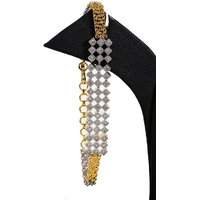 Ambitione Elegant AD Golden Bracelet