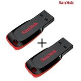 SanDisk Cruzer 4GB PenDrive (Combo Of 2)