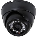 CCTV DOME CAMERA 24 IR DAY/NIGHT VISION CCD 3.6MM SECURITY CAMERA