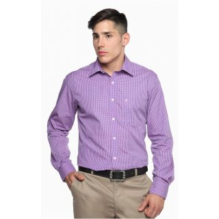 Balista Ultra Check Dress Shirt(Size 38)