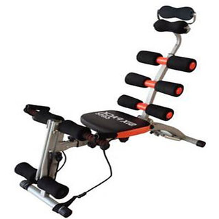 Six Pack Core AB Exerciser Multi Purpose AB Bench Wonder Exerciser