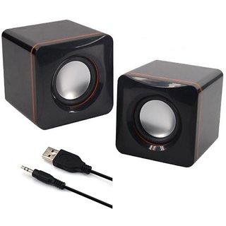 Tricom-Multimedia-Wired-USB-Mini-Speaker-with-1-year-warranty