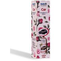 Healthvit Flora Amber Rose Car Air Freshner Fragrance Spray 100ml