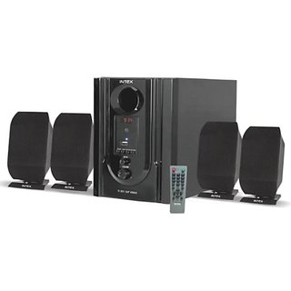 Intex COMPUTER Multimedia SPEAKER vogue IT-301 FMU