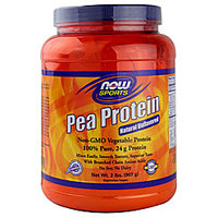 Now Foods Sports Pea Protein Natural Unflavored - 2 Lbs