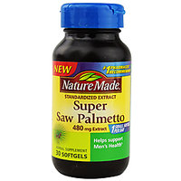 Nature Made Saw Palmetto
