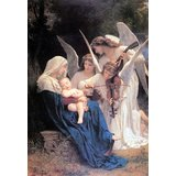 Song Of The Angels_Lg Printed Painting