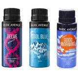 PARK AVENUE DEOS SET OF 3 IN DIFFRENT FRAGRANCE
