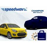 Speedwav Car Body Cover Ford Figo Champion Quality Best Material Side Pockets Logo