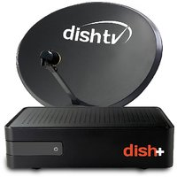 Dish TV SD+ Recorder Connection- All India (1 Month Titanium Pack)