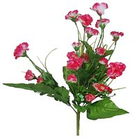 Orchard Bunch Of 30 Shaded Pink Carnation Flowers-1263