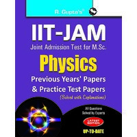 Iit-Jam M.Sc. (Physics) Previous Papers  Practice Test Papers (Solved)