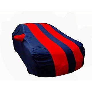 Autostark Carmate Pearl Car Cover For Toyota Qualis (With Mirror Pockets)