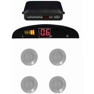 Autostark Premium 328 Mahindra Rexton Parking Sensor (Electromagnetic Systems)