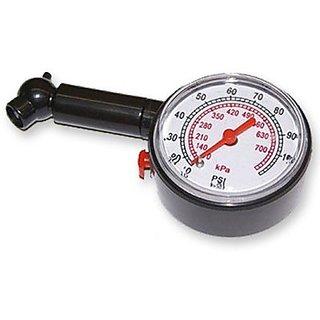 Autostark Analog Tire Pressure Gauge Tp01 (100 Psi)
