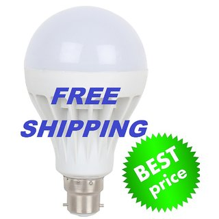 Sorath 7 W LED Bulb (Pack of 3)