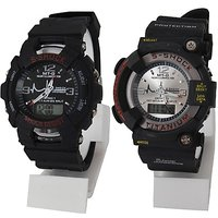 w21 - Sport Multifunction Dual watch combo for men