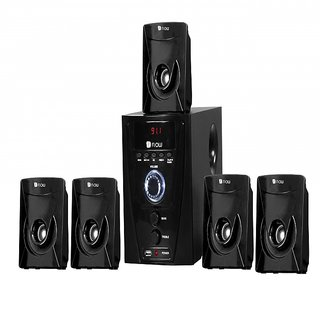 Flow Flash 5.1 Multimedia Speaker Home Theater System with FM