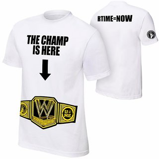 John Cena The Champion T-Shirt