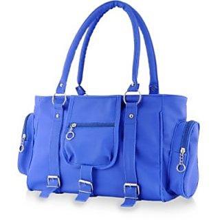 Chhaya Causal Handbag - Blue