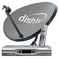 Dish Tv DTH HD+ recorder one month Super Family  with Game on HD