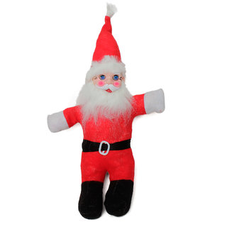Trimurti Smiling Santa Soft Toy