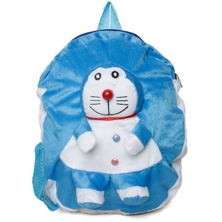 Trimurti  Doremon Kid School Bags Soft Toy