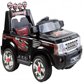 BWILD HULK Ranger 2012 Jeep Black Color