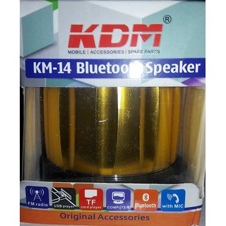 KDM Bluetooth Speaker (Mini)
