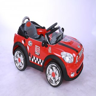 BWILD Mini Car with Red Color