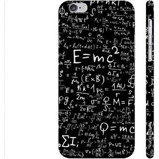Enthopia Designer Hardshell Case EinsteinS Energy Back Cover for Apple IPhone 6 Plus