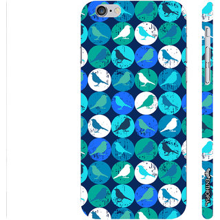 Enthopia Designer Hardshell Case BirdS Eye Back Cover for Apple IPhone 6 Plus