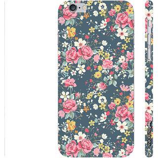 Enthopia Designer Hardshell Case Blue Blossom Back Cover for Apple IPhone 6 Plus