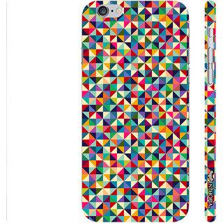 Enthopia Designer Hardshell Case Rubics Square Back Cover for Apple IPhone 6 Plus
