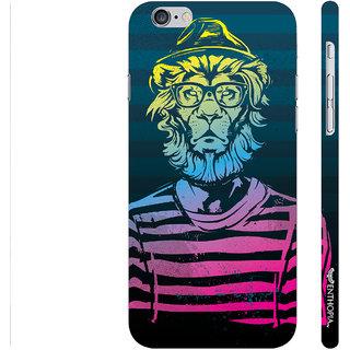 Enthopia Designer Hardshell Case Be A Man! Back Cover for Apple IPhone 6 Plus