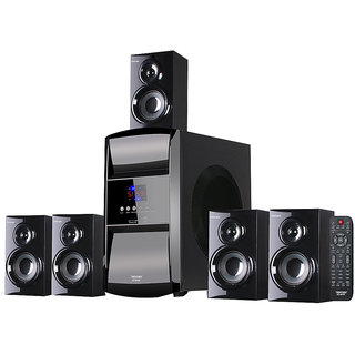 Truvison 5.1 Channels Aux USB Multimedia Home Theater System - SE-6045