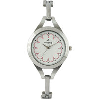 Aveiro White Dial Analog Watch For Women