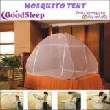 Automatic Foldable Mosquito Net Sleeping Tent Net For Double Bed 6 Ft X 3 Ft Free Instructions Vcd Free Shipping Cod Cash On Delivery