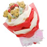 FLABERRY - CHOCO BEAR BOUQUET 03