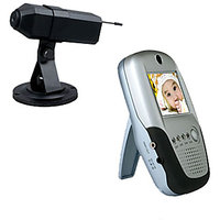 WIRELESS CAMERA WITH BABY MONITOR 12000/- CODE NO:- 135