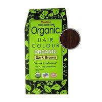 Radico Organic Hair Color Powder-Dark Brown