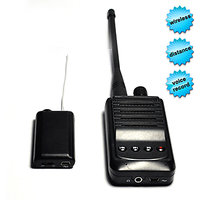 SPY WIRELESS VOICE TRANSMITTER WITH RECORDING FACILITY 12000/-CODE:-129