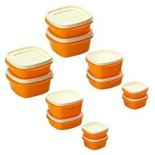 Cutting Edge Snap Tight Air Tight Storage Container Combo Set Of 12