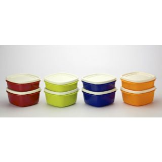 Cutting Edge Snap Tight Storage Containers Assorted Set of 8