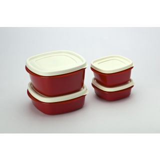 Cutting Edge Snap Tight Air Tight Storage Container Combo Set of 4