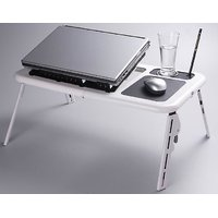 E Table Foldable & Portable Laptop Stand - 2189004