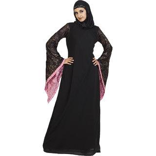 Islamic Attire Mehndi Abaya
