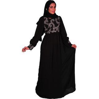 Islamic Attire Qirat Abaya